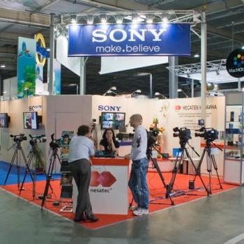Sony Kyiv International TV and Radio Fair  2010